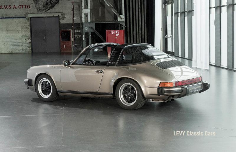Porsche Targa 60847 Platin 49