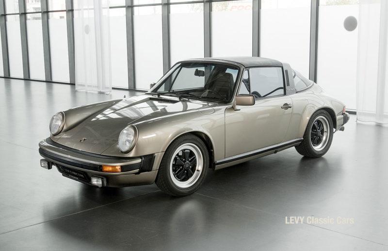 Porsche Targa 60847 Platin 56