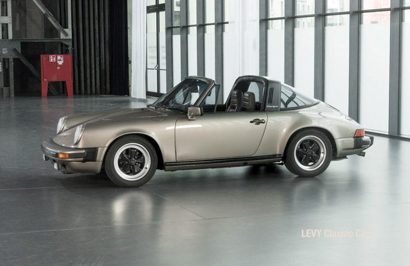 Porsche Targa 60847 Platin 59