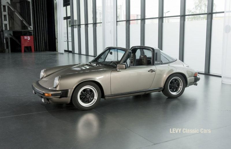 Porsche Targa 60847 Platin 61