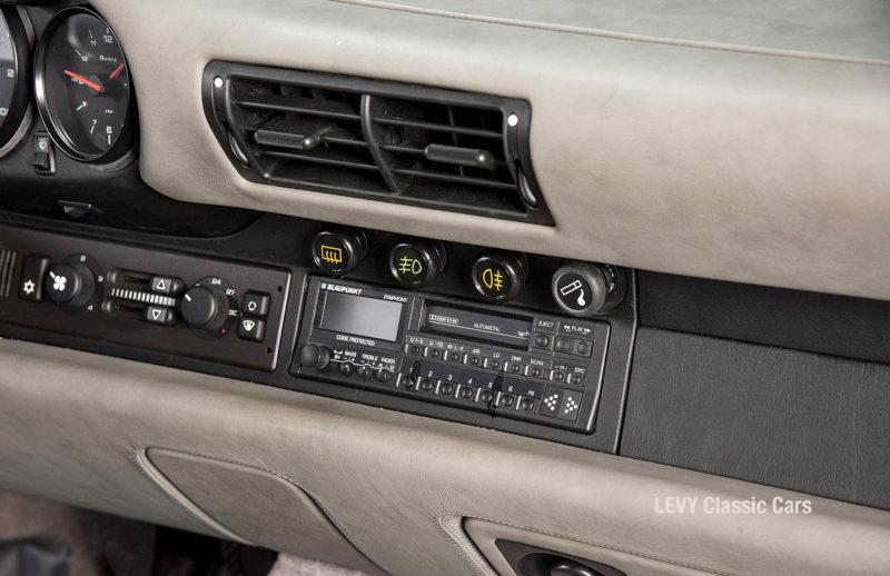 Porsche Turbo 72200 schwarz 03