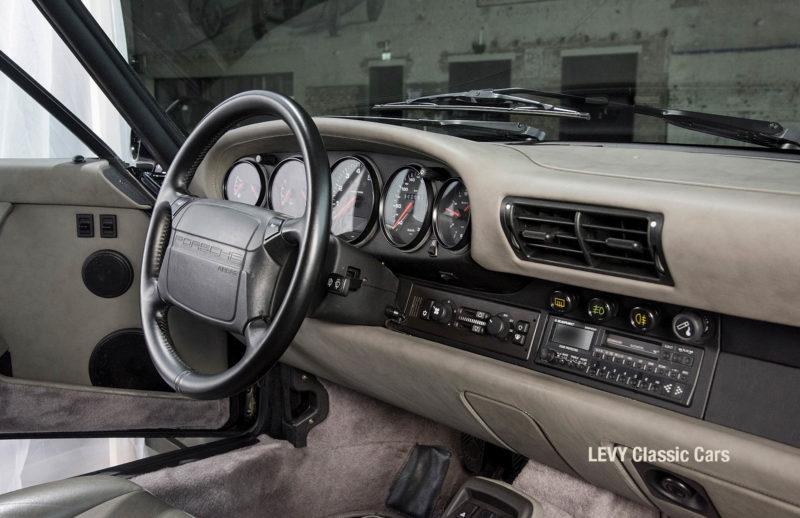 Porsche Turbo 72200 schwarz 05