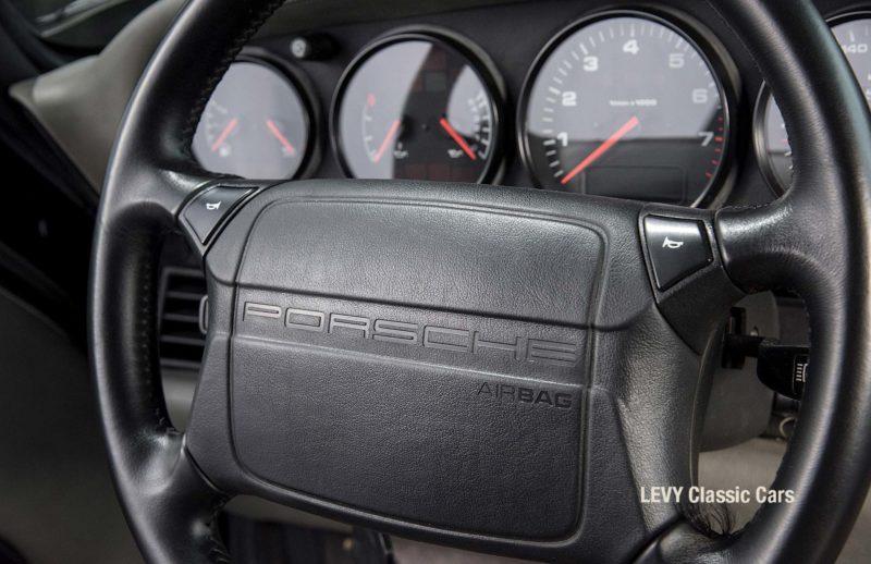 Porsche Turbo 72200 schwarz 08