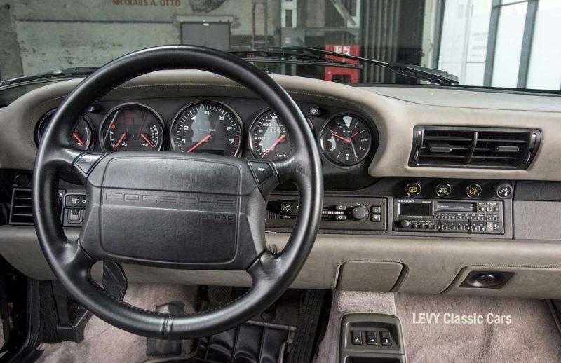 Porsche Turbo 72200 schwarz 09