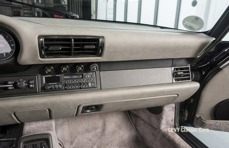 Porsche Turbo 72200 schwarz 11