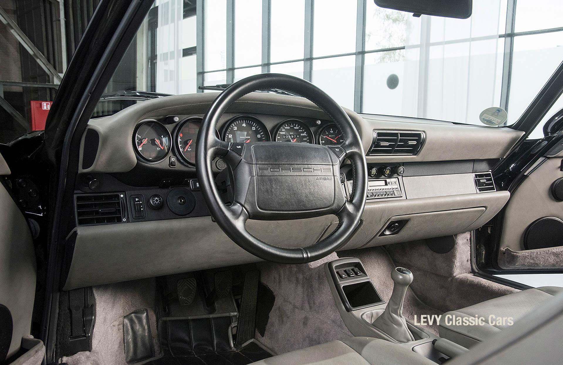 Porsche Turbo 72200 schwarz 12