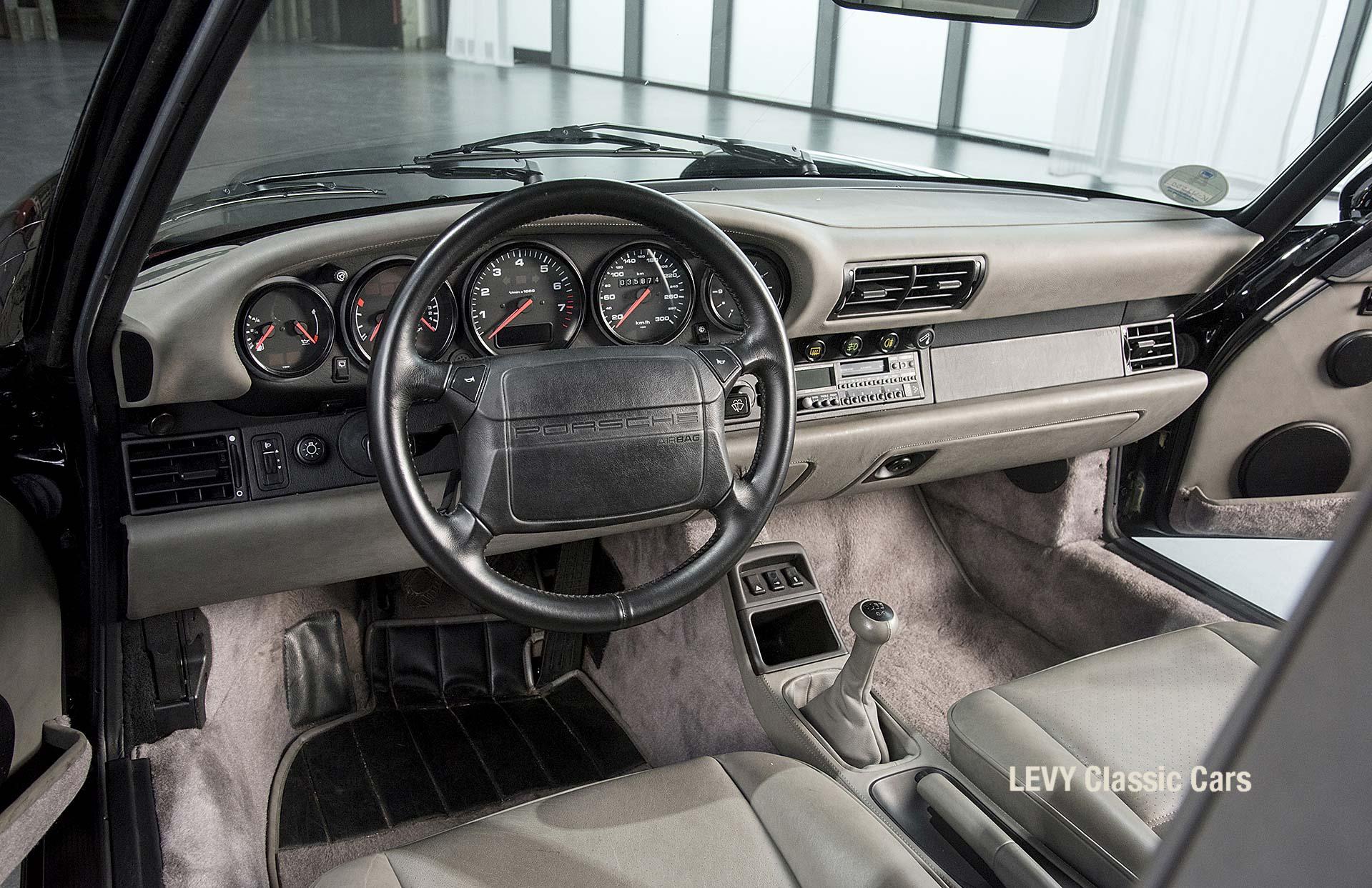 Porsche Turbo 72200 schwarz 13
