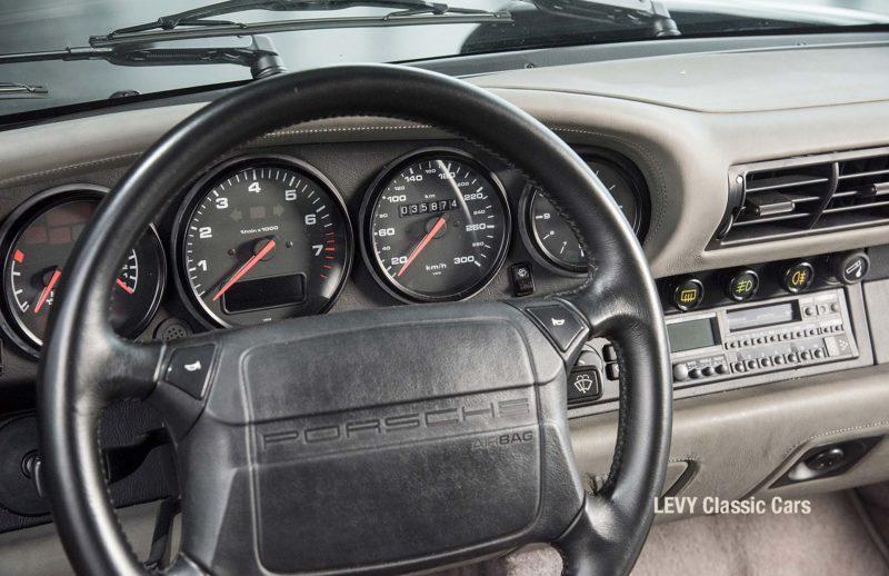 Porsche Turbo 72200 schwarz 14