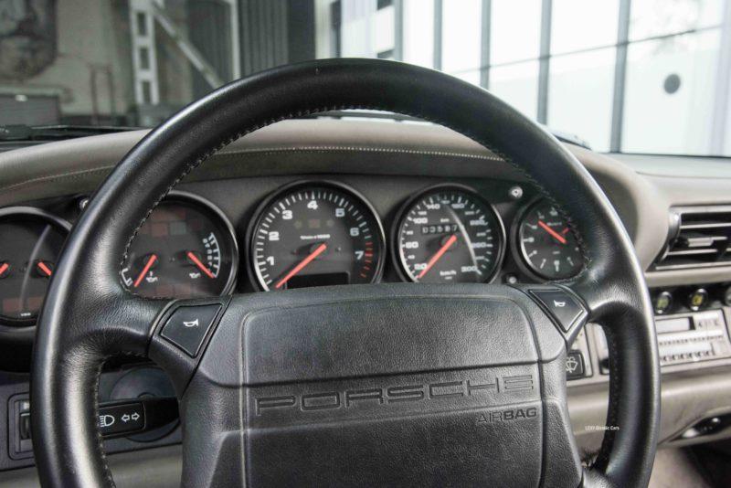Porsche Turbo 72200 schwarz 17