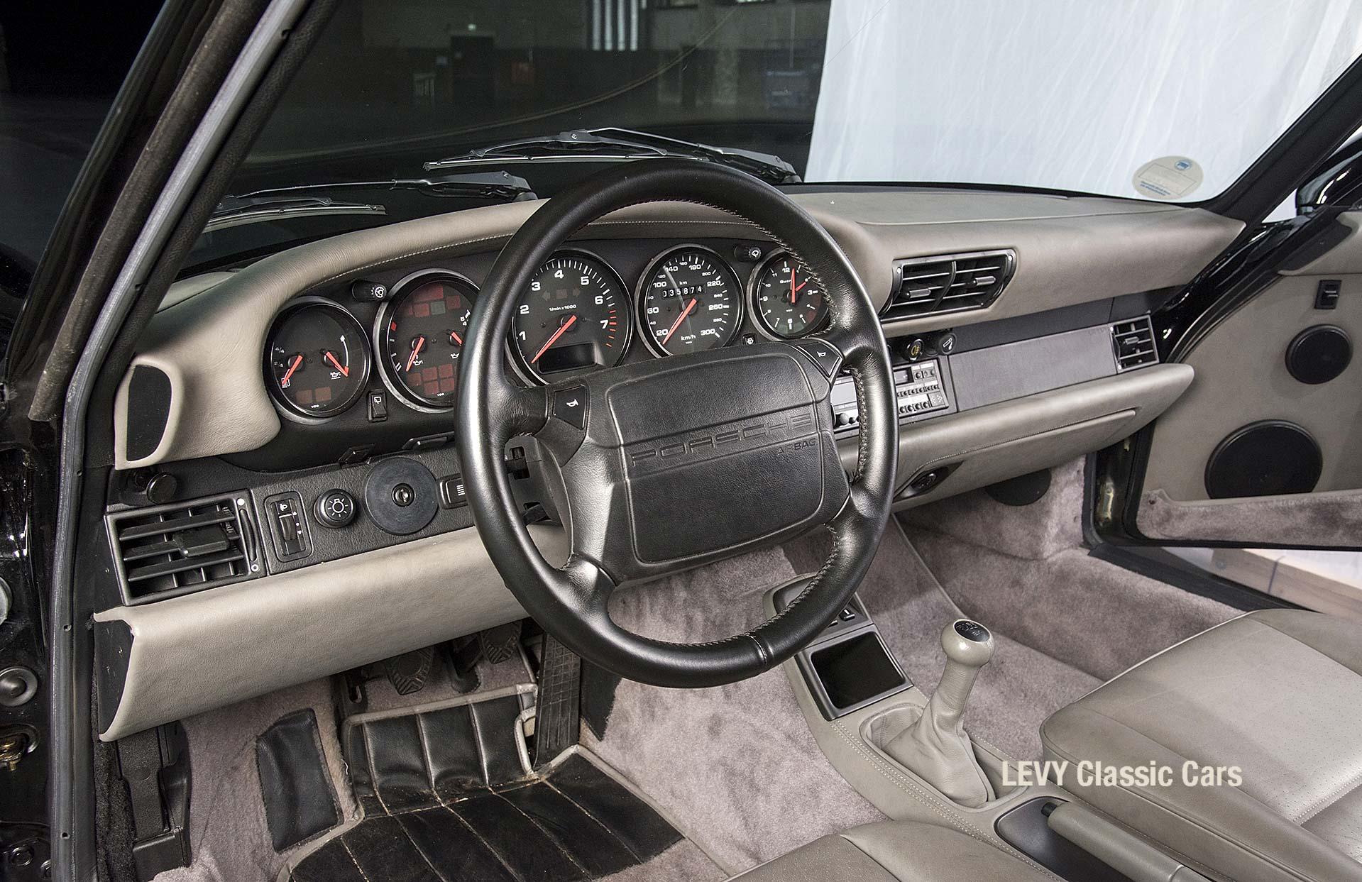 Porsche Turbo 72200 schwarz 23