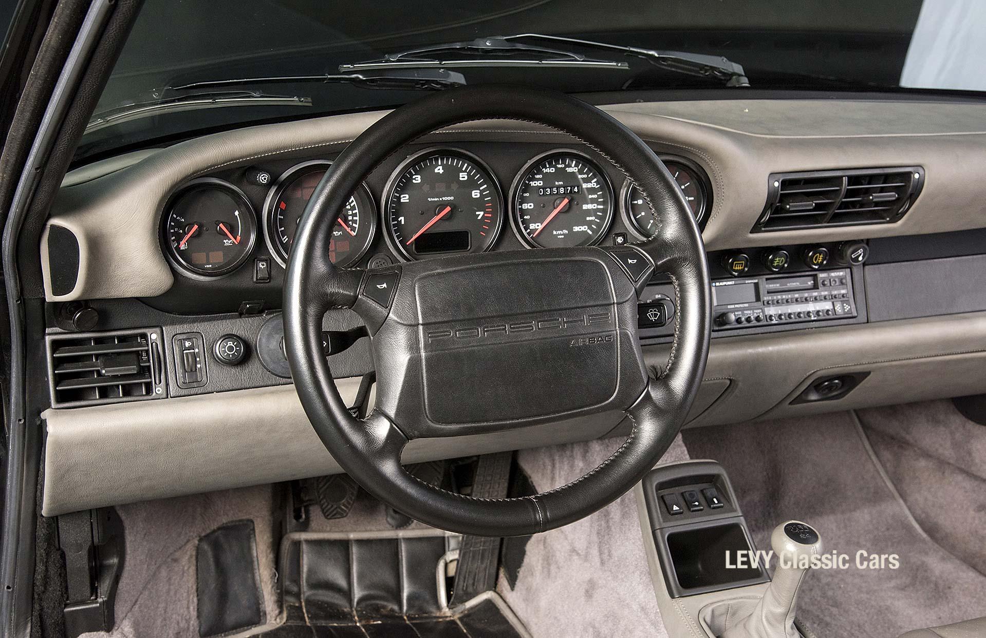 Porsche Turbo 72200 schwarz 24