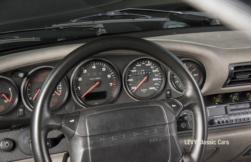 Porsche Turbo 72200 schwarz 26