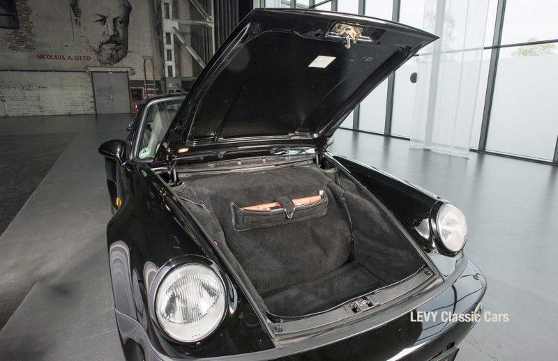 Porsche Turbo 72200 schwarz 34
