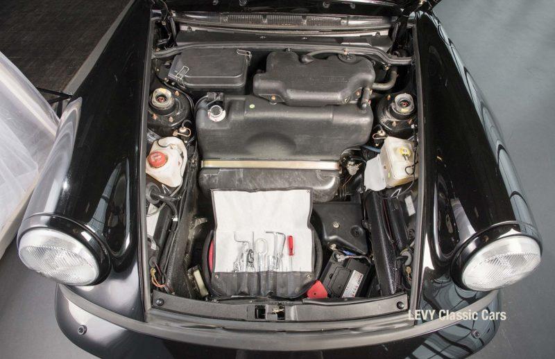 Porsche Turbo 72200 schwarz 35
