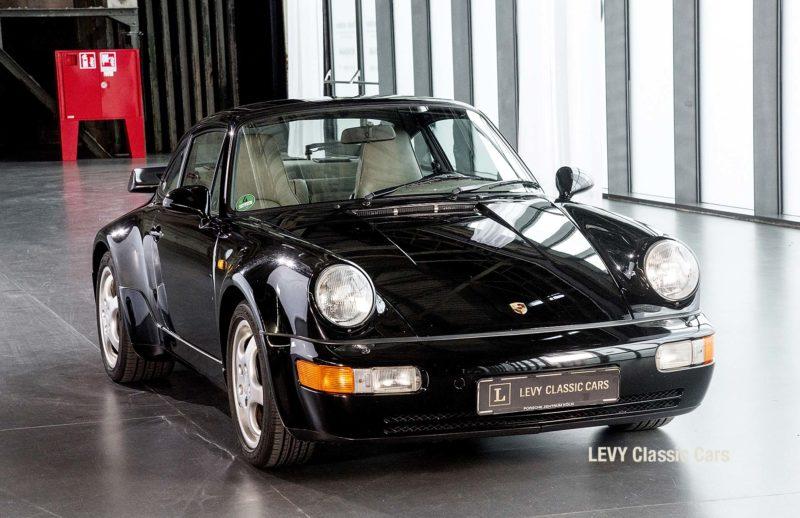 Porsche Turbo 72200 schwarz 39