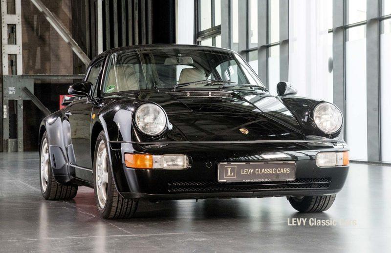Porsche Turbo 72200 schwarz 40
