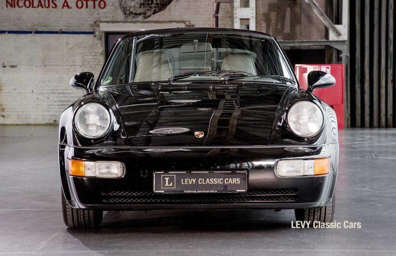 Porsche Turbo 72200 schwarz 41