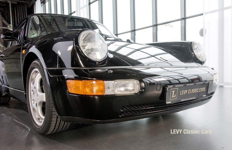 Porsche Turbo 72200 schwarz 48