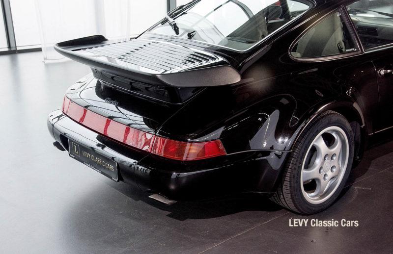 Porsche Turbo 72200 schwarz 49