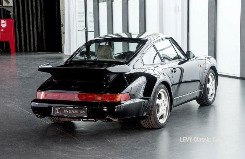 Porsche Turbo 72200 schwarz 64