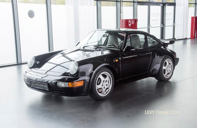 Porsche Turbo 72200 schwarz 70