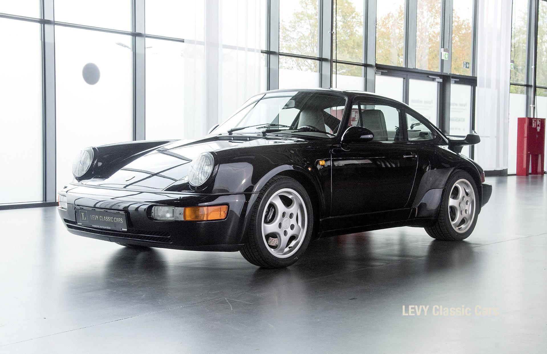 Porsche Turbo 72200 schwarz 71