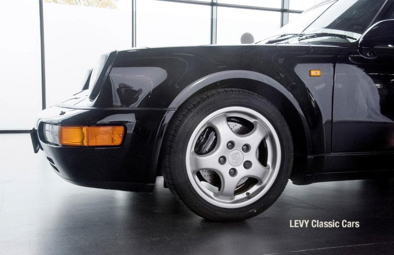 Porsche Turbo 72200 schwarz 72
