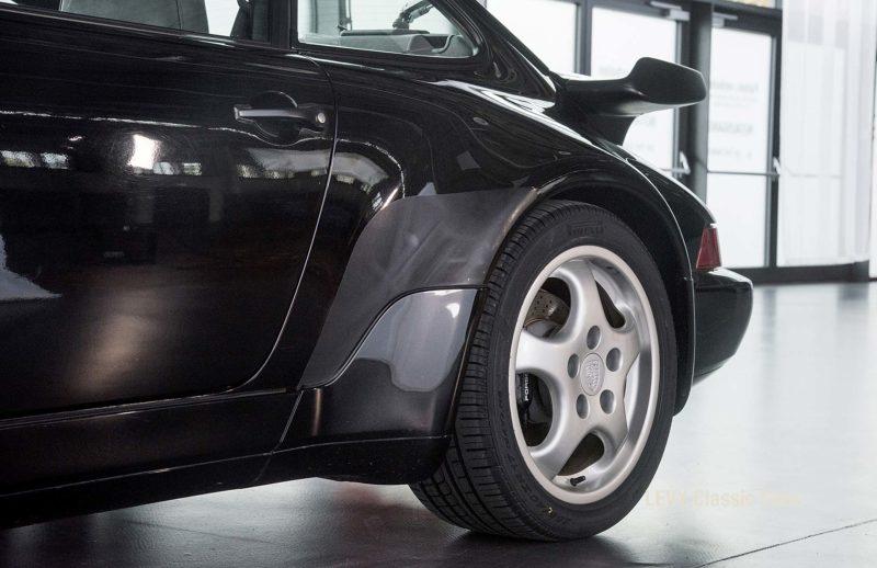 Porsche Turbo 72200 schwarz 74