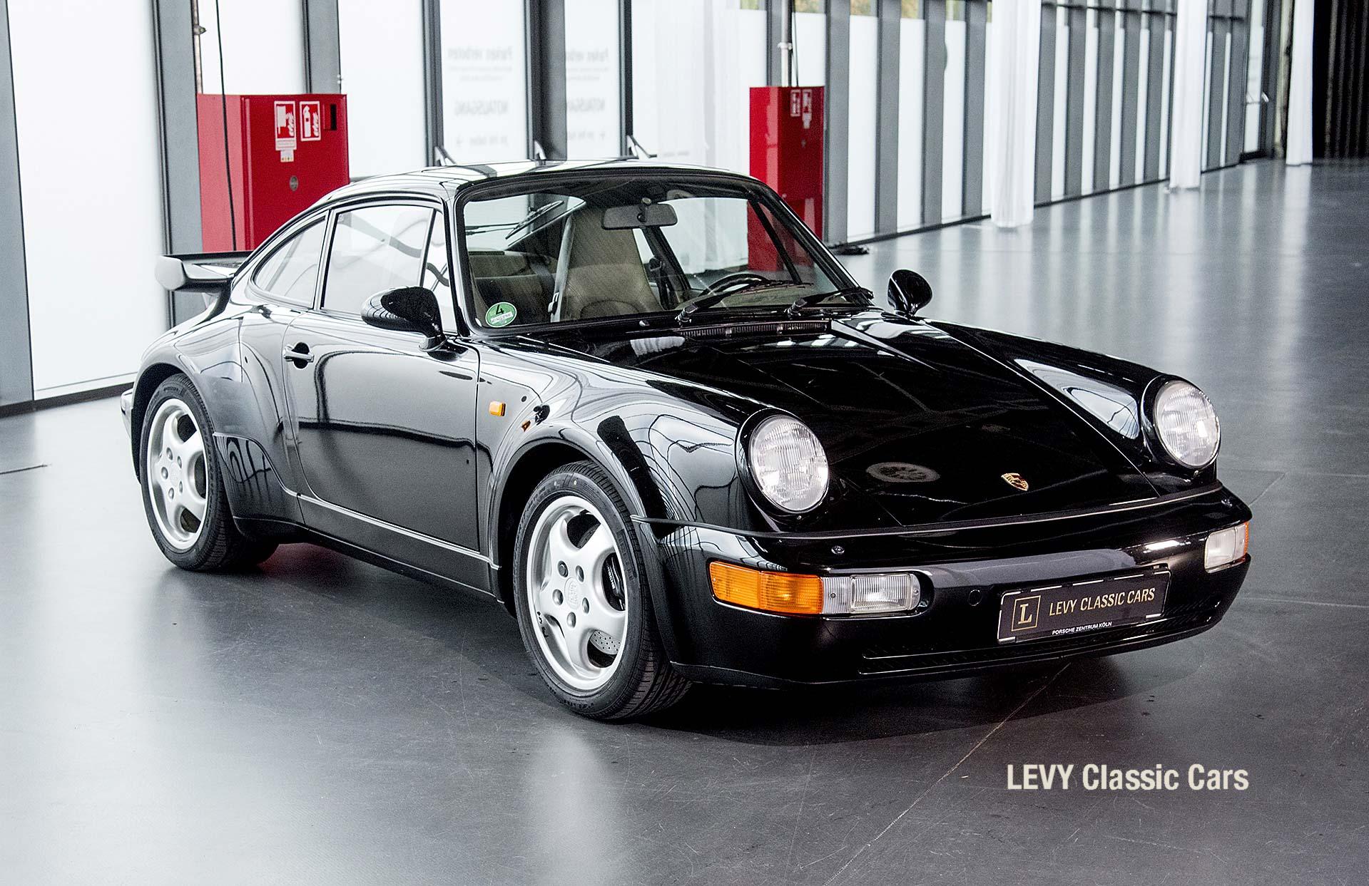 Porsche Turbo 72200 schwarz 79