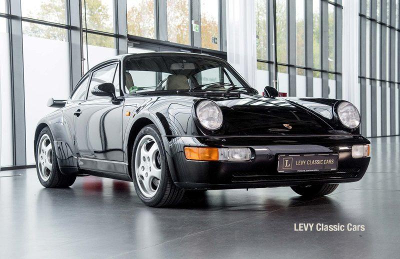 Porsche Turbo 72200 schwarz 80