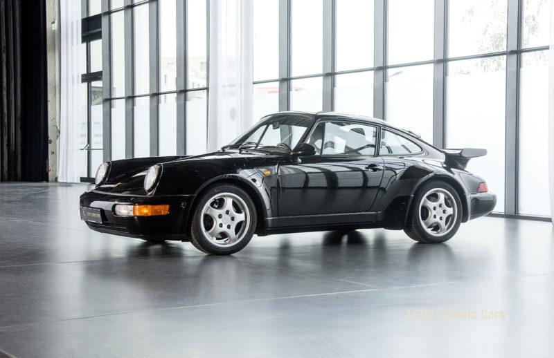 Porsche Turbo 72200 schwarz 83