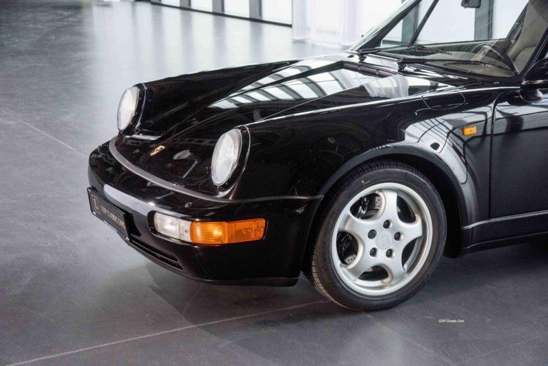 Porsche Turbo 72200 schwarz 84