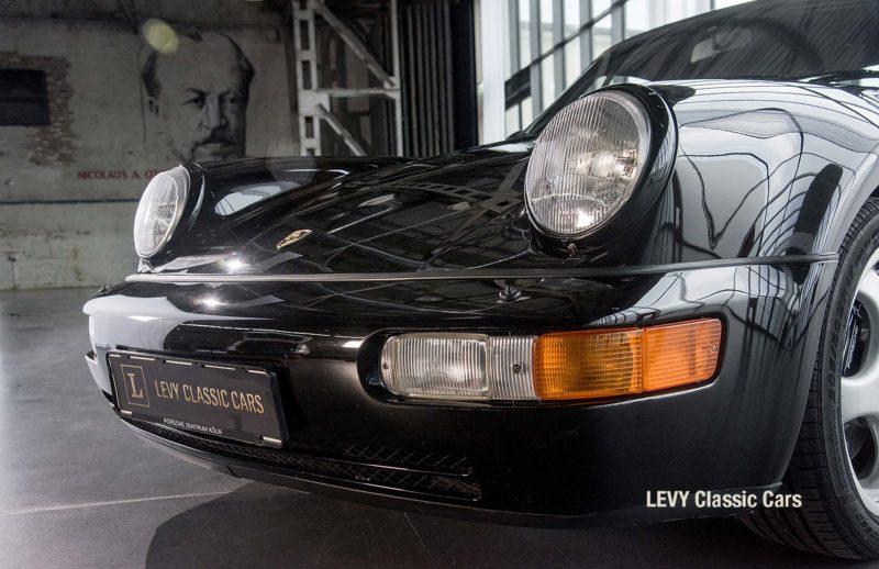 Porsche Turbo 72200 schwarz 93
