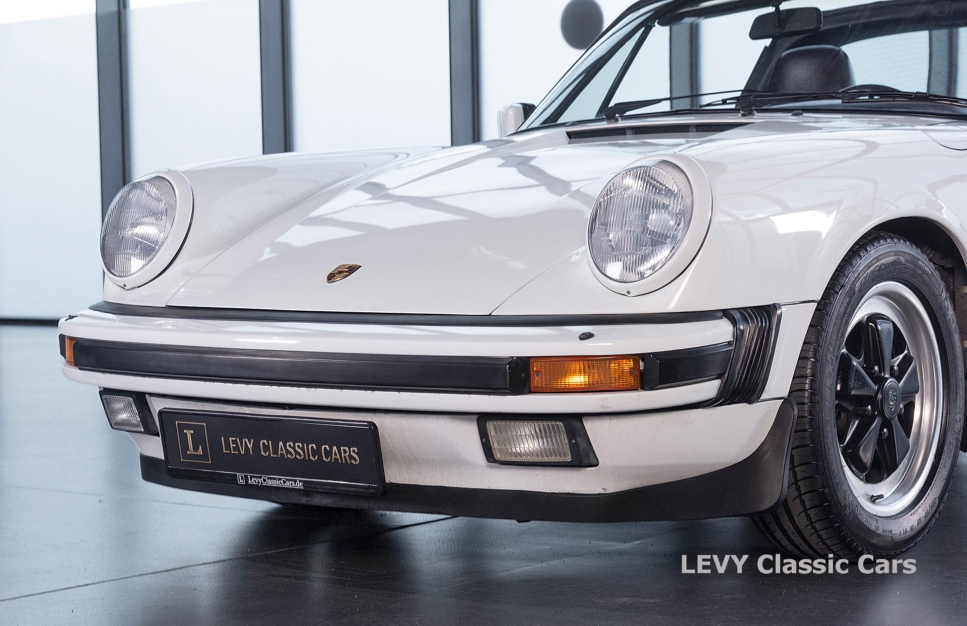 Porsche 911 3.2 Carrera Targa CC61136 086